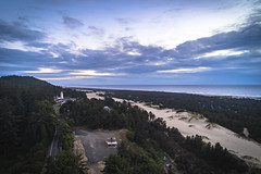 DJI_0120-HDR (B.S.E. Photography) Tags: oregon coast sunset pwpartlycloudy night outdoor shore landscape seaside sky cloud water ocean pnw seattle canon dji drone sand dunes cloudy hdr work lighthouse lights color umpqua state park photography douglas county winchester bay usa nikon d7100 tokina 1116mm pacific northwest reedsport amusement bright moonrise image aurora pro d7000 field panorama phantom 3 river 4 atv rentals america dyno center united states us fav10 tree road