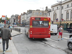 Stagecoach in South Wales 34502 (Welsh Bus 18) Tags: stagecoach southwales transbus dart slf pointer 2 34502 cn53hxb cardiff