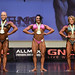 Womens Bodybuilding Open 2nd Hartin-Dillabough 1st Lutzer 2nd Michaud