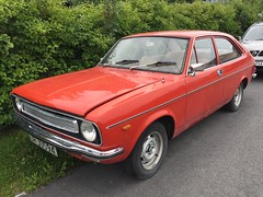 1978 Morris Marina 1.3 Deluxe (Older and rare cars in Norway) Tags: morris marina 13 deluxe 1978 british leyland bmc classic carspotting 1970s