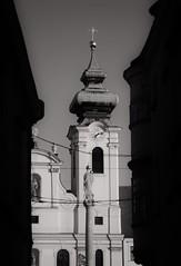 Győr _ FP6502M (attila.stefan) Tags: stefán stefan attila pentax k50 győr gyor hungary 2018 church templom szent ignác street