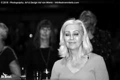 2018 Bosuil-Het publiek bij Devon Allman Project 6-ZW