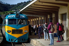 Estación de Constitución (enrique.campo) Tags: constitución maule chile ramaltalcaconstitución estacióndeconstitución tren