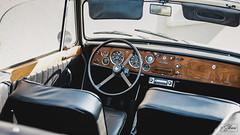 Triumph Vitesse 6 (Sohmi ︎) Tags: triumph car inside automobile intérieur bois wood oldcar voiture tableaudebord parebrise nikond810 tamronsp2470mm ©sohmi sohmi