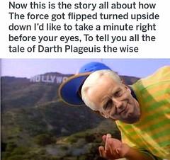 Fresh Sheev of Bel-Air (Meme Genie) Tags: freshprinceofbelair funny memes prequelmemes starwars