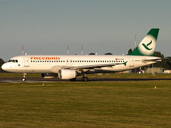 Freebird Airlines | Airbus A320-214 | TC-FHY (Bradley's Aviation Photography) Tags: egsh nwi norfolk norwichairport norwich canon70d aircraft air aviation airplane airport avgeek aviationphotography plane freebirdairlines airbusa320214 a320 tcfhy