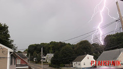 MVI_0179 (firespahk) Tags: lightningbolt lightning lightningstrike weather weatherphotography storm thunderstorm severeweather cloudtogroundlightning