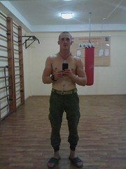 p24500EBV91w7bcy7o1_raw (ivostrewiz) Tags: russian army man male shirtless sexy muscle muscular bare chest