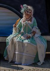 Venezianische_Messe_180909-4774 (wb.foto00) Tags: venezianischemesse kostüme masken karneval ludwigsburg barock hofdamen