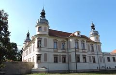 2018-09-08 Castle Krásné Březno (beranekp) Tags: czech ústí nad labem aussig krásné březno castle schloss zámek old alt history
