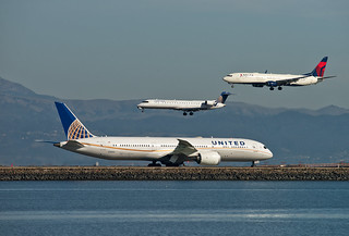 United Airlines | Boeing 787-9 Dreamliner | N26952