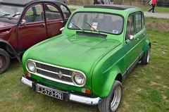 Renault 4 GTL (benoits15) Tags: renault 4 gtl french green car automobile automotive voiture coches