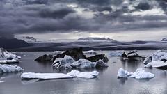Jokulsarlon (Leon Sammartino) Tags: iceberg iceland fujifilm lake lagoon jokulsarlon