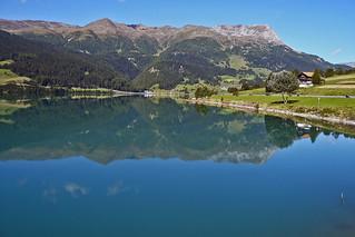 Lago di Resia, Curon Venosta - Italy (1100810)