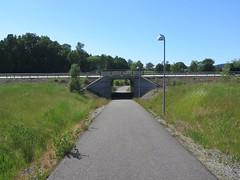 Tunnel under E45 vid Häljeredsvägen vid Älvängen 2018 (biketommy999) Tags: älvängen västragötaland sverige sweden biketommy biketommy999 2018 tunnel e45