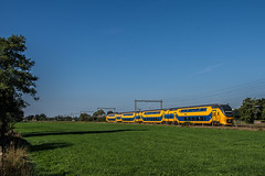 NS VIRM 5401, Teuge (cellique) Tags: ns virm 5401 teuge dubbeldekker spoorwegen treinen eisenbahn zuge railway train