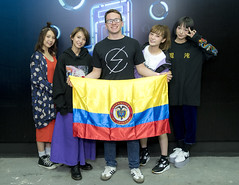 SCANDAL ~ CDMX VIP Photo (lovejapanmx) Tags: scandal elplaza mexico jpop jrock