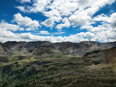 """Landscape"" (helmet13) Tags: iphone8 landscape mountains sky clouds silence altoadige alps italia valdultimo aoi peaceaward world100f"