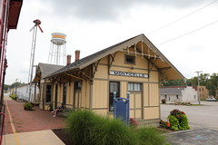 Monticello Rail Station (Ray Cunningham) Tags: monticello rail museum illinois