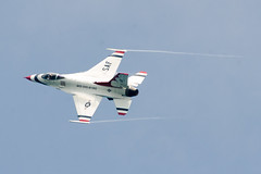 Aug 19 / USAF (Josh Thompson) Tags: 70300mmf4556gvr f16 airforcethunderbirds airshow chicago chicagoairandwatershow d7000 lightroom5