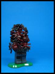 Antman (Karf Oohlu) Tags: lego moc minifig ant breedingseason antman silly