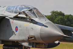 (scobie56) Tags: panavia tornado gr4 raf royal air force marham riat 2018 fairford