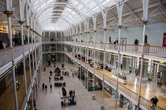 National Museum of Scotland, Edinburgh (p.mathias) Tags: museum scotland victorian history edinburgh unitedkingdom interior architecture venetian renaissance gallery hall europe building sony a5100