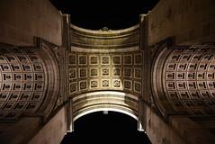 Arc de Triomphe (pescarolo041) Tags: parís france tokina1120 europe nikon nikond7200 nigth lanuit arquitectura architecture arcdetriomphe tokina