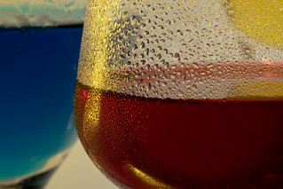 Glass for Macro Monday