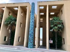 Ingresso al Sistema delle Piazze - Gibellina Nuova (costagar51) Tags: gibellina trapani sicilia sicily italia italy arte storia architettura