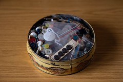 Memories (Brian Heys) Tags: diary buttons memories