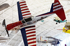 de Havilland Canada DHC-1A Chipmunk (Ian E. Abbott) Tags: dehavillandcanada dehavilland dhc dhc1a chipmunk superchipmunk artscholl pennzoilspecial aerobaticaircraft nationalairandspacemuseum nasm stevenfudvarhazycenter udvarhazy