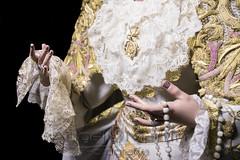 Rocío-Ángel Martín (17) (Ángelmartín_v) Tags: reportaje estudio semana santa sevilla rocío lunes santo hermandad redeción beso de judas maría santísima del blanco estival fotografía ángel martín iglesia santiago