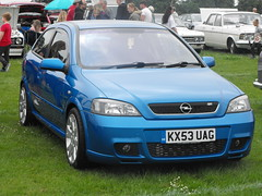 Vauxhall Astra - KX53 UAG (Andy Reeve-Smith) Tags: coupe kx53uag opel gm generalmotors vauxhall vauxhallopel astra mk4 luton bedfordshire beds stockwoodpark festivaloftransport lutonfestivaloftransport 2018 lutonfestivaloftransport2018 gsi