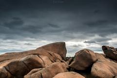 Ploumanach,cote de granit rose (erictrehet) Tags: paysage landscape été summer holidays vacances sky nuage fullframe lumière nikon nikkor d610 fx france littoral ciel cloud bretagne