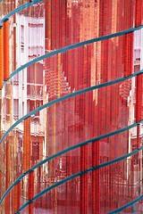 3 Rue Armand Moisant (just.Luc) Tags: red rouge rot rood building gebouw gebäude bâtiment architectuur architecture architektur arquitectura parijs parigi paris îledefrance france frankrijk frankreich francia frança