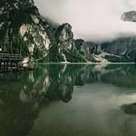 Pragser Wildsee in Panorama thumbnail