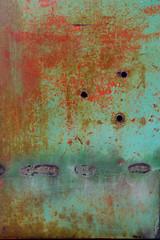 GMC Altered (Doris Burfind) Tags: rust decay truck gmc blueandrust weathered