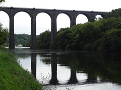 DSC01827 (guyfogwill) Tags: bridge guyfogwill france september septembre brittany bretagne finistère 2018 viaduct républiquefrançaise holiday summer breizh bertaèyn 29 portlaunay meilharwern 29150 riverl'aulne fra