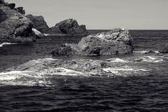 Mediterraneo (Fencejo) Tags: canon400dxti canonef28105mmf3545usm landscape seascape sea mediterráneo blackwhitebwblackandwhitemonochrome