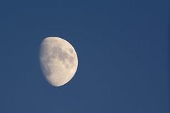Lune 19 Septembre 2018 à 19:51:17 (Lucien-Guy) Tags: lune luna moon nikond7100 nikkorafs200500mmf56evr sky ciel