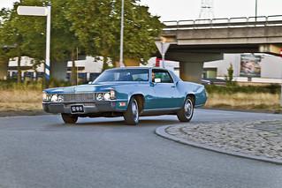 Cadillac Eldorado Coupé 1969 (8584)
