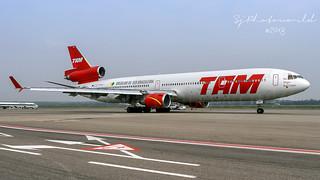 TAM McDonnellDouglas MD-11 PT-MSH
