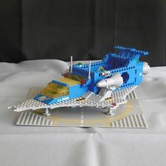 LL 928-C Galaxy Transporter (Nils_O.) Tags: lego classic space ll 928 ll928 928c ll928c galaxy explorer transporter