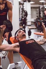 DSC05473 (OSUAthletics) Tags: oklahomastatecowboybasketball mensbasketball strength conditioning