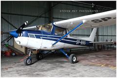 SP-MNS Cessna 152 (SPRedSteve) Tags: spmns cessna 152 radom piastow aircraft