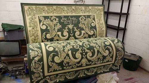 Jane Austen book fan photo