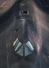 Lockheed SR-71 Blackbird 61-7972 (Vzlet) Tags: nasm udvarhazy lockheed sr71 blackbird 617972 sr71a