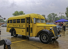 1939 Chevrolet School Bus (Dragon Whale) Tags: schoolbus vintageautomobile
