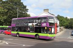 IPSWICH 42 YR61RVJ IPSWICH 200818 (David Beardmore) Tags: yr61rvj scania n230ud metrodekka doubledeckerbus ipswichbuses ipswich metroline
